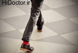 اثر روحیات افراد مختلف بر راه رفتن آنان