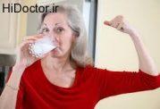 خطر پوکی استخوان برای بانوان