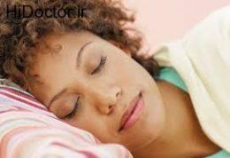 خواب بیش از حد هنگام تعطیلات