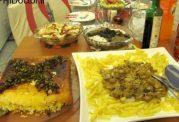 مهمانی ها و تخریب رژیم غذایی افراد