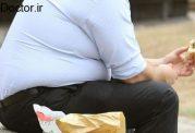 شدت یافتن درد زانو با اضافه وزن