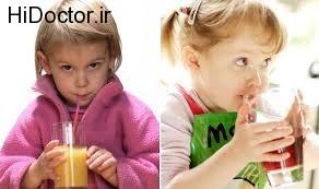 اهمیت تهیه آبمیوه ها برای انواع رنج سنی