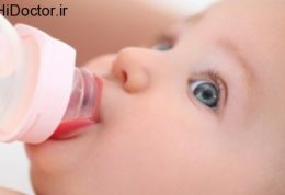 مصرف شیشه شیر بعد از دوسالگی ممنوع است