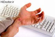 افزایش وزن و سندرم مچ دست