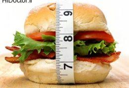 رژیم متناسب با کاهش وزن