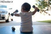 اهمیت ورزش بر عملکرد ذهن کودک