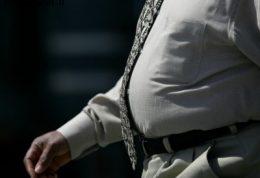 محاسبه میزان چاقی و لاغری با یک نخ