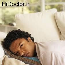 نقش خواب در کنترل وزن