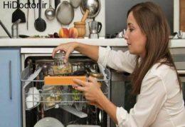آموزش آشپزی در ماشین ظرفشویی