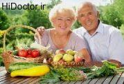 مراقبت های تغذیه ای در سنین بالا