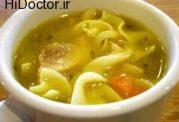 خوردن سوپ و این فواید برای بدن