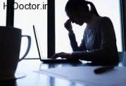 رفع سردرد با تغییر در حالت نشستن