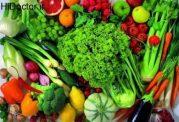 ایرادهای شستن سبزیجات