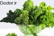 پیشگیری از بیمار شدن چشم ها با سبزیجات برگ دار