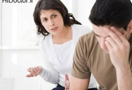 بحث های عاشقانه میان زوجین