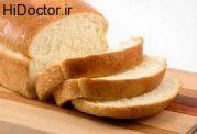 نان سفید و انباشته شدن چربی در بدن