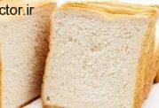 افزایش اشتها با مصرف نان سفید