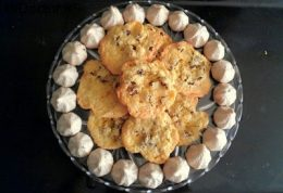 روشی جدید برای طبخ شیرینی نارگیلی