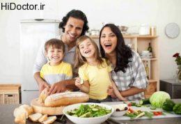 خوراکی های موثر در شادی و خنده