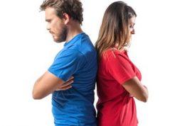 بروز مشکلات عاطفی میان زوجین