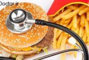 مصرف فست فود و این آسیب ها