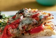 با سبزیجات زمستانی پیتزایی سالم تهیه کنید