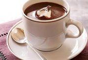 روش تهیه شکلات داغ