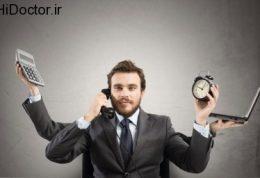 پرتی حواس و این روش های مدیریتی