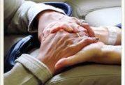 اهمیت همراهی همسر سوگوار