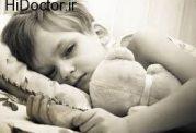 خود درمانی برای دل درد خردسالان ممنوع