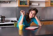 کنترل و مدیریت نگرانی های شغلی در منزل
