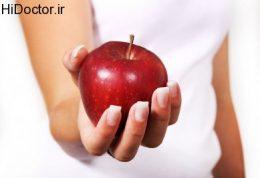 ارزش غذایی سیب و تاثیرات مفید آن روی بدن