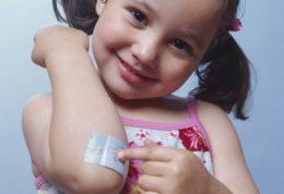 زخمهای بدن خردسالان را چگونه باید ترمیم کنیم