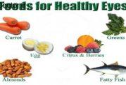 مصرف میوه برای افزایش قوای چشم