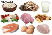 اهمیت پیروی از رژیم های غذایی پروتئینی