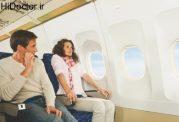 مقابله با فوبیای سوار شدن بر هواپیما