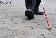 جهت یابی فضایی و تحرک  افراد نابینا