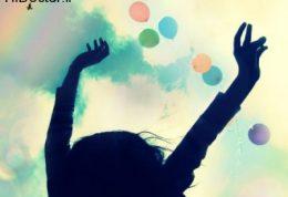 زندگی شاد و پر از شور و نشاط