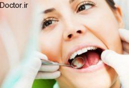 عوارض ناشی از ترمیم دندان