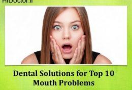 به دهان و دندان خود آسیب وارد نکنید