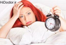 مضرترین نوع اختلال بی خوابی برای بدن