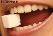 مواد خوراکی آسیب رسان به دهان و دندان