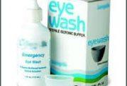 محلول های شستشوی چشم