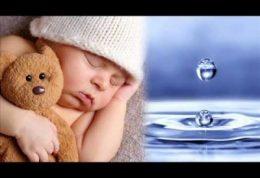 آرامش هنگام خوابیدن با گوش دادن به صدای آب