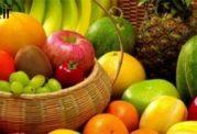 مصرف انواع میوه ها و قند موجود در آن ها