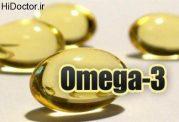 مصرف مکمل امگا 3 و تاثیرات آن بر متابولیسم بدن