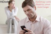 بروز حس حسادت در میان زوجین