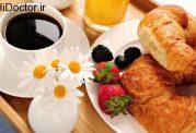 نقش موثر صبحانه برای سلامت بدن