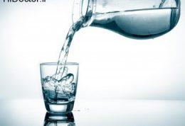 مصرف زیاد آب و پیامدهای آن