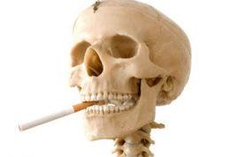 مقابله با پوکی استخوان در اثر دخانیات